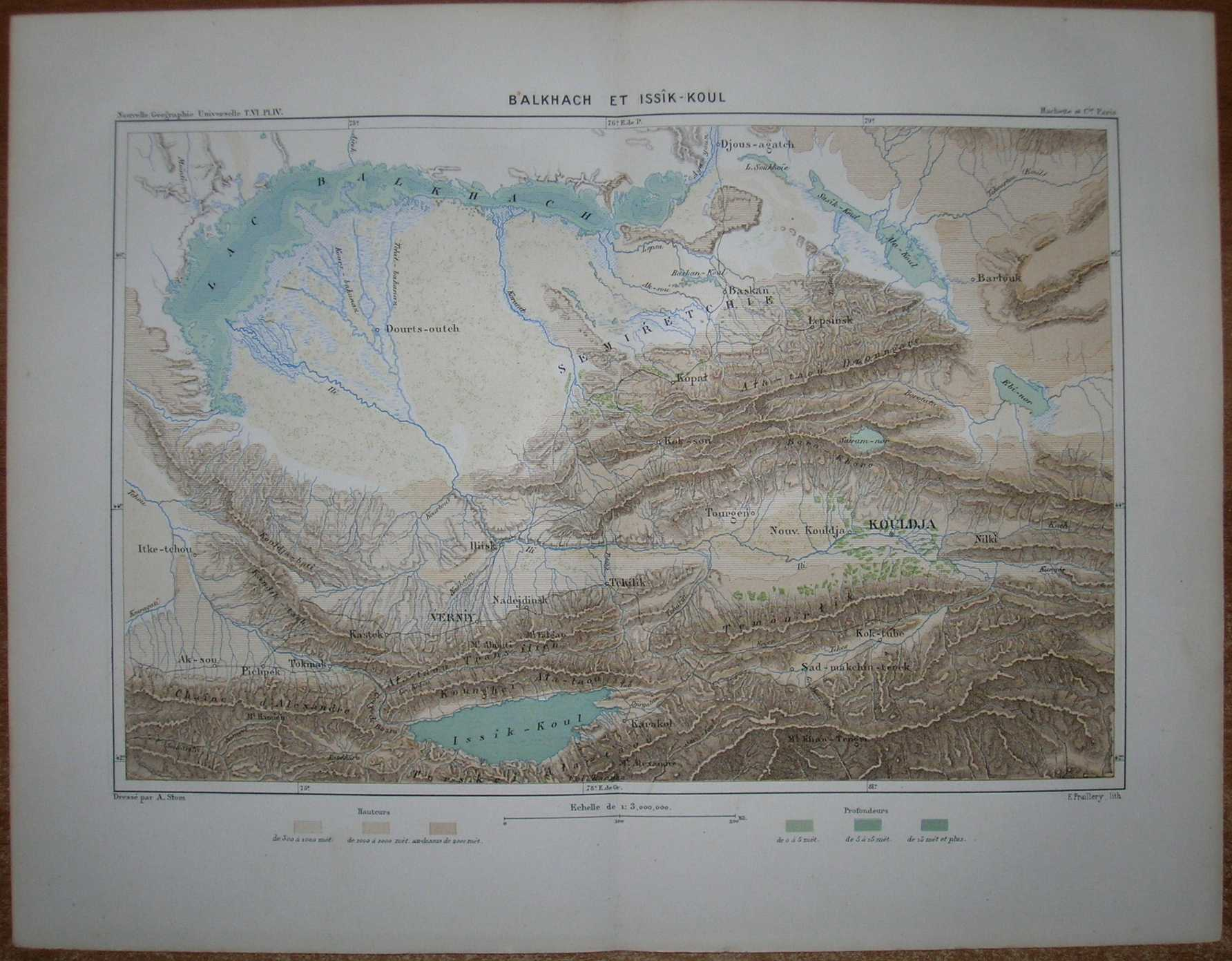 lake balkhash map - photo #14