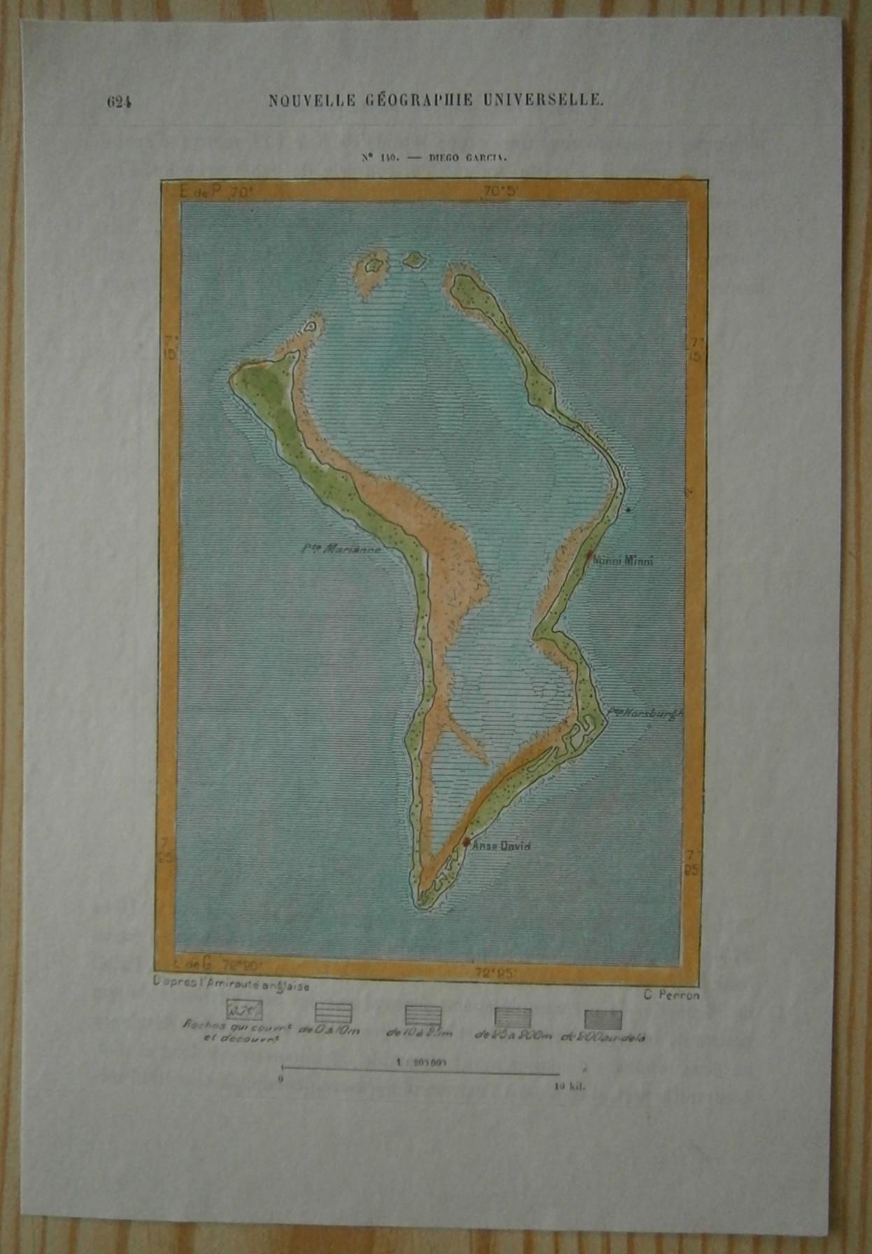 Go Garcia Map on